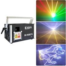 DMX+ ILDA+ SD+ 2D+ 3D многоцветный 3 Вт rgb лазерный светильник/dj светильник s/сценический светильник/лазерный проектор