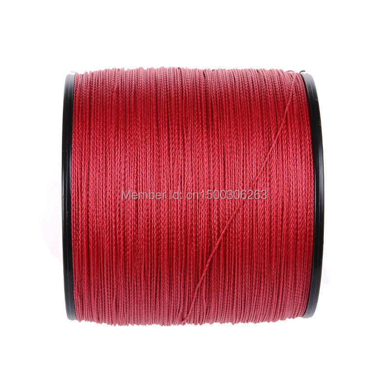4 strands 500M red (1)