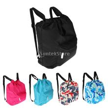 Waterproof Swimming Swim Pool Gym Sport Drawstring Storage Bag Kayak Beach Camping Travel Dry Wet Seperation Shoulder Backpack