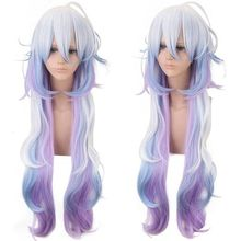 Anime Fate/Grand Order Caster Merlin Long Wig Cosplay Costum(China)