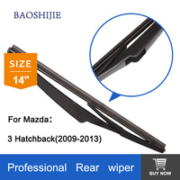 Rear Wiper Blade For Mazda 3 Hatchback 14 RB680