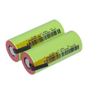 Image 4 - IFR 26650 35A LiFePo4 3500mAh 3.2V oplaadbare batterij 10 tarief ontlading met geschikt + DIY Nikkel lakens voor E  sigaret