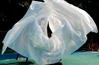 High Quality Women Seidenschleier Sexy Belly Dance Veil Scarf 100 Authentic Silk Veil Belly Dance Accessories