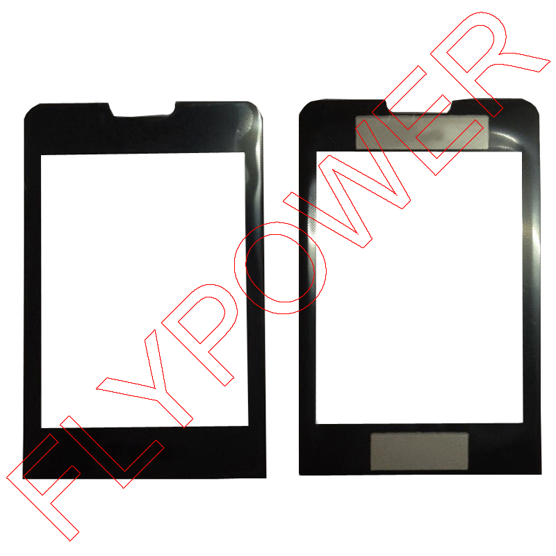 For Philips X1560 Touch digitizer Glass Screen black by free shipping; 100% warranty