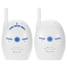 2,4 GHz Wireless Infant Baby Tragbare Digitale Audio Baby Monitor Empfindliche Übertragung Zwei Weg Sprechen Kristall Klar Cry Stimme