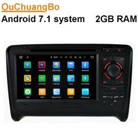 Ouchuangbo Car Dvd Gps Radio For A8 S8 1994 2003 With BT GPS USB Android 5