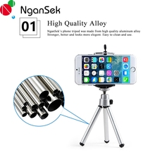 Mini Mobile Phone Camera Tripod Stand