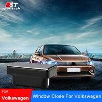 Car Window Auto Close OBD II For VW Touran L/Lamando For SKODA Octavia/Superb For Volkswagen 4 Windows Auto Roll Up Accessories