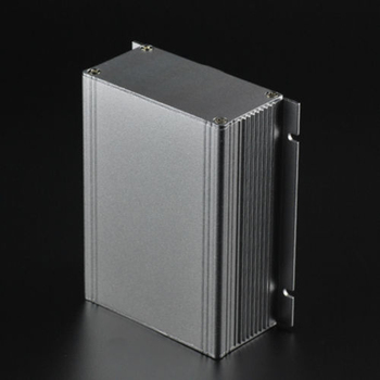 цена на 1pc Extruded PCB Instrument Box Aluminum Electronic Power Enclosure Case 88x39x100mm