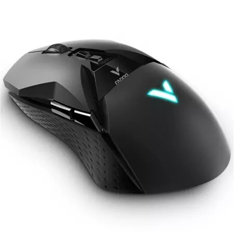 Image 2 - Rapoo VT950 Gaming Mouse 2.4G Wireless 16000DPI OLED Display RGB Lighting PMW3389 Engine For PUBG LOL FPS Games-in Mice from Computer & Office