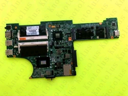 04X0701 DA0LI2MB8H0 for Lenovo ThinkPad X131e laptop motherboard i3 cpu ddr3 Free Shipping 100 test ok in Laptop Docking Stations from Computer Office
