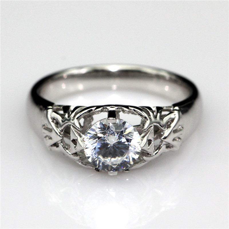 buy wholesale pink moissanite rings from china pink