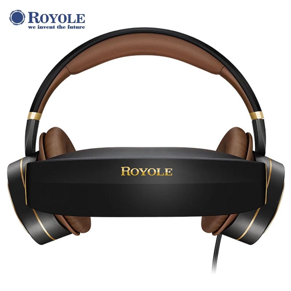 ROYOLE AY 2 GB/32 GB Full HD 1080P Hepsi Bir Arada HIFI Kulaklıklar 3D  Sanal Gerçeklik VR Kulaklık Dokunmatik Kontrol Sinema Desteği 3D Glasses/  Virtual Reality Glasses