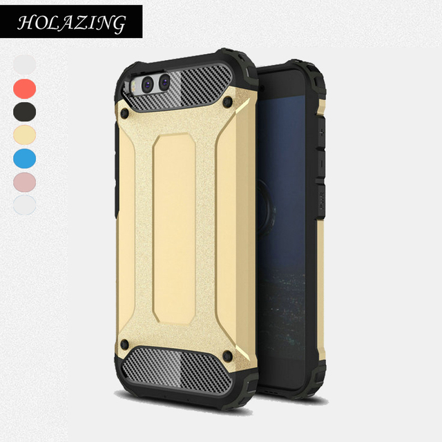 HOLAZING Wholesale Armor Thick Heavy Protection Anti-Drop PC& TPU Full Coverage Case for Xiaomi Mi6 Cover