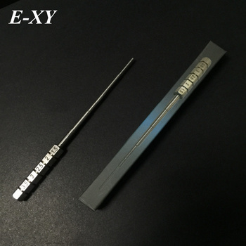 E-XY Wick Wire Coil Jig RDA RTA RBA Atomizer Stainless Steel Electronic Cigarette Coil Tool VAPE lovekeke dual zipper case vape diy tool bags for e cigarette mod prm40 80 vinci x rda rba tank coil jig pliers accessories