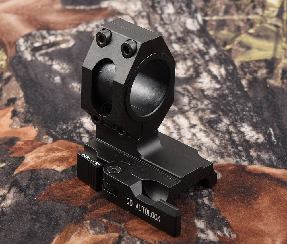 Âmbito do rifle 1 polegada 25.4mm-1.25 polegada