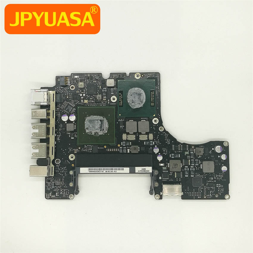Laptop Logic board Core 2 Duo 2.26GHz P7550 For Macbook 13 A1342 2009 одеяла dream time одеяло детское