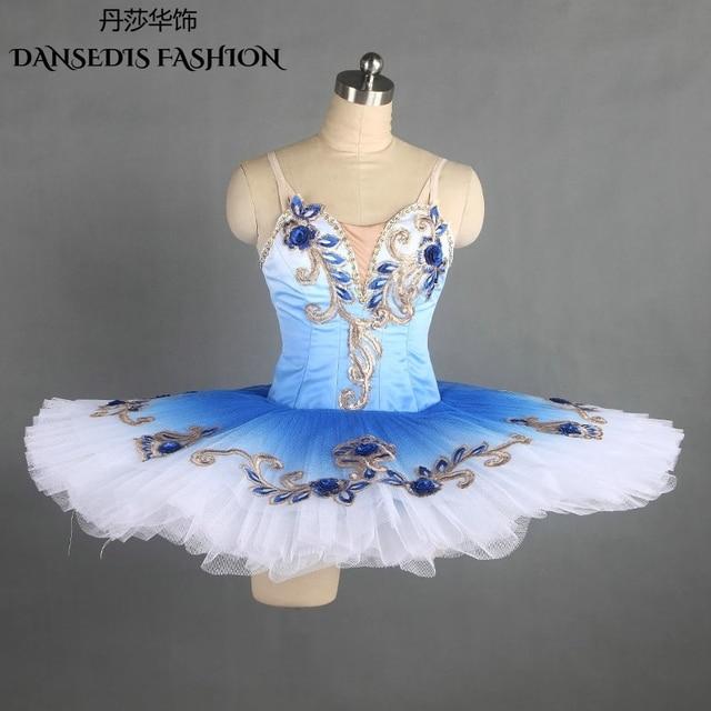 cef9ec0ff New Blue Bird Classical Pancake Ballet Tutu