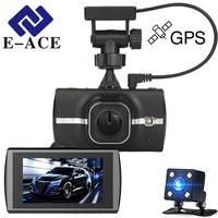 E ACE Mini Camera Dash Cam Auto Video Recorder Automotive Rear View Mirror With DVR And
