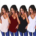 Free Shipping 2017 Hot Sale Exotic designer casual t-shirt short sleeve summer t-shirt v-neck sexy t-shirt S-XXL