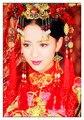 Сердце замка jade большой корона костюм аксессуары для волос hanfu невесты аксессуары для волос диадемы