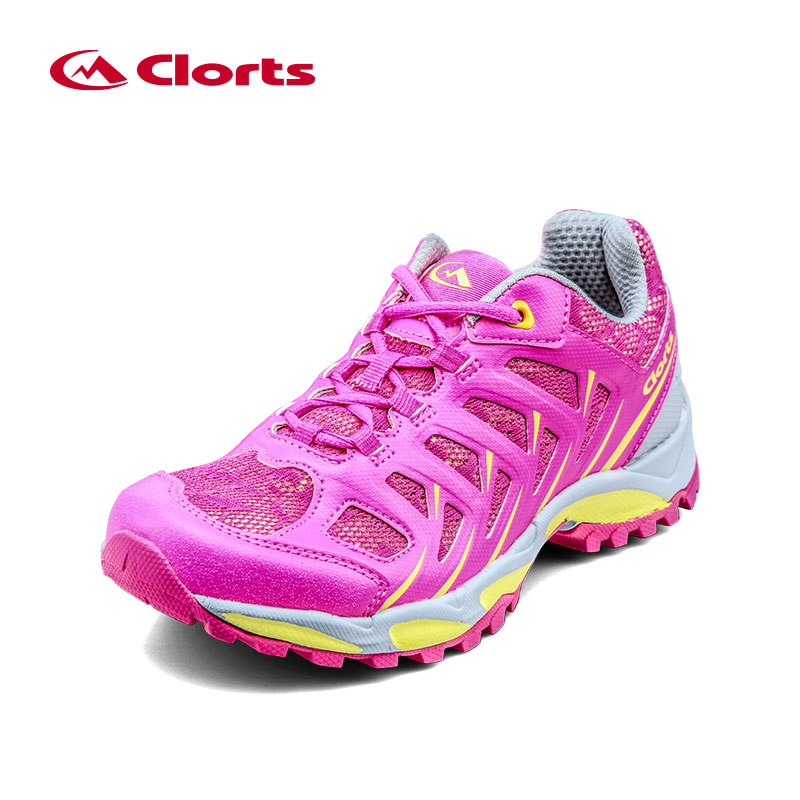 2016 Clorts Running Shoes Sport Shoes for Women Outdoor Lightweight Free Run Breathable Running Sneakers 3F021C/D peak sport men outdoor bas basketball shoes medium cut breathable comfortable revolve tech sneakers athletic training boots
