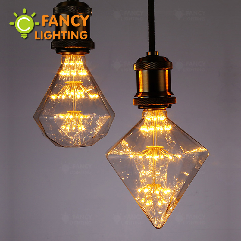 US $9.9 9% OFFLed light bulb G9/G9 Diamond E9 9V 9V Dimmable  decorative led lamp for home/living room/bedroom decor 9W lamparas  ledlight