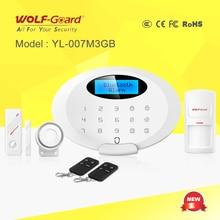 APP Remote Control Bluetooth GSM Alarm System