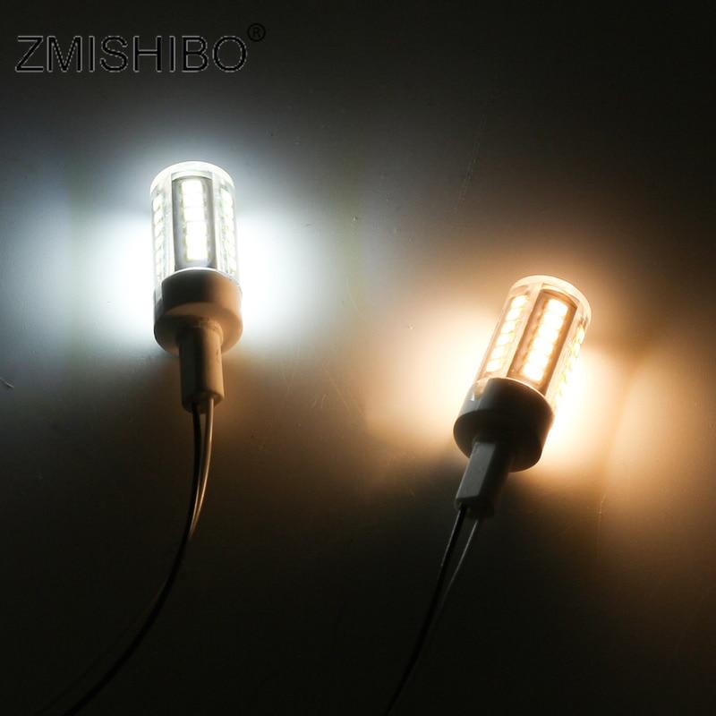 Купить с кэшбэком ZMISHIBO High Lumen Ceramic LED G4 Bulb 1.5W 2.5W 3W AC/DC 12V Silica Gel G4 Warm White Cold White Dimmable bulbs 10PCS/Lot