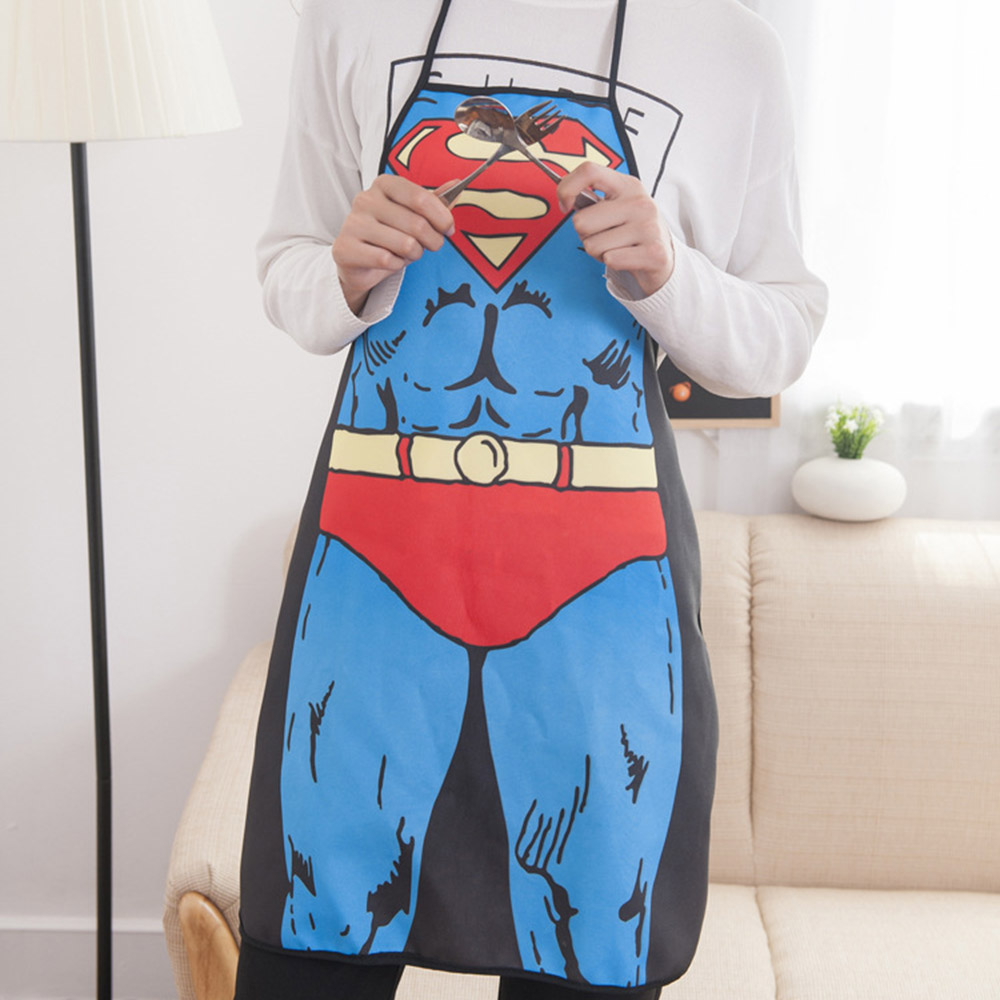1PC BBQ Party Apron Multicolor Sexy Cooking Aprons Funny