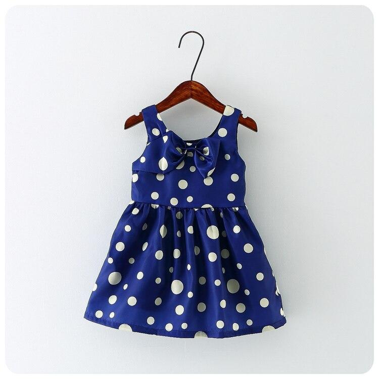 Verano Nuevo Patrón 16 Ropa de Los Niños Coreanos Bebé Arco de Onda Punto Camiso