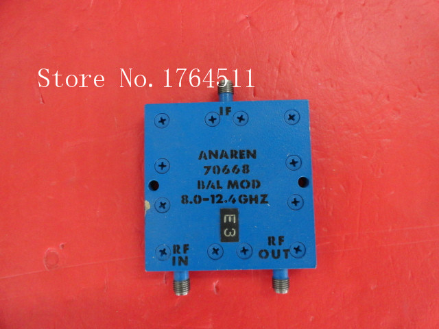 [BELLA] The Supply Of ANAREN Consists Of Two Coaxial Power Divider 70668 8-12.4GHz SMA
