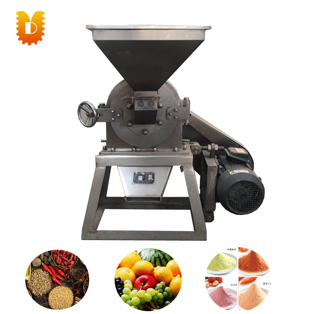 Customized Automatic electric dry chili grinding machineCustomized Automatic electric dry chili grinding machine