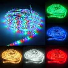 12M 220V LED Strip Waterproof Flexible LED strip li