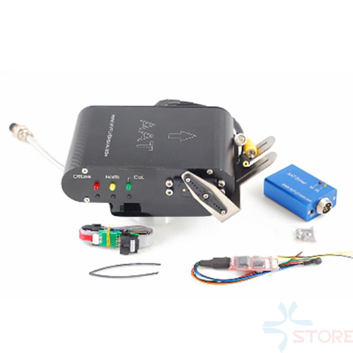 MyFlyDream 12CH V5.1 Ultima Versione MFD 6CH Automatic Antenna Tracker (AAT) Sistema FPV-Standard Combo