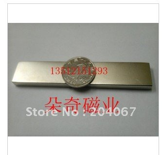 N35 (Nd-Fe-B) ndfeb magnets rare earth magnets super big magnet 100mm x 20mmx 5mm blcok magnets strong powerfull magnets 10050044w diy rectangular ndfeb magnets silver 30 x 20 x 5mm 2 pcs