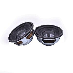 Image 2 - 2 шт. 45 мм Полнодиапазонный динамик Tenghong, 4 Ом, 3 Вт, портативная аудио колонка, динамик для домашнего кинотеатра, звук, музыка, Bluetooth, громкий динамик «сделай сам»