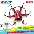 JJRC H20 2.4G 6 CANALES 6axis Drone Headless Modo con Una Sola tecla retorno Nano RTF Hexacopter