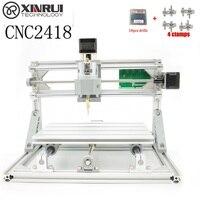2016 New GRBL Mini CNC Machine 3 Axis Pcb Milling Cnc Machine 1610 Diy Wood Mini