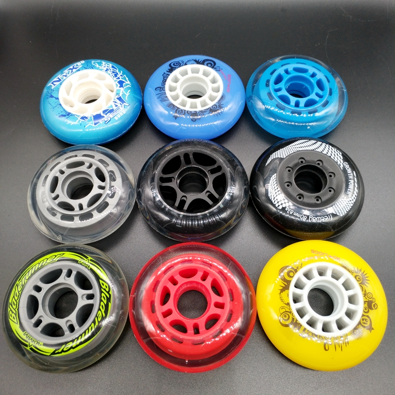Free Shipping Roller Skates Wheel Clearance Sale 8 Pcs / Lot