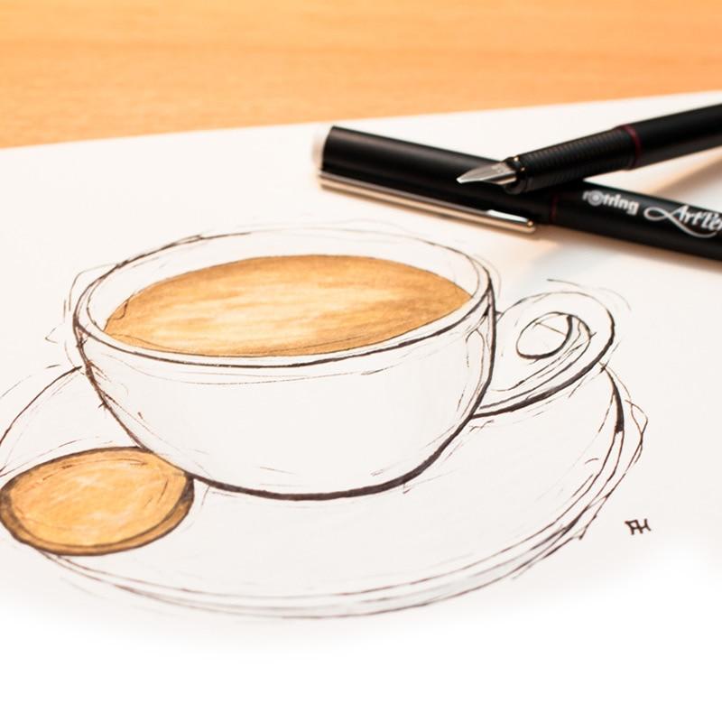 rotring drawing pens