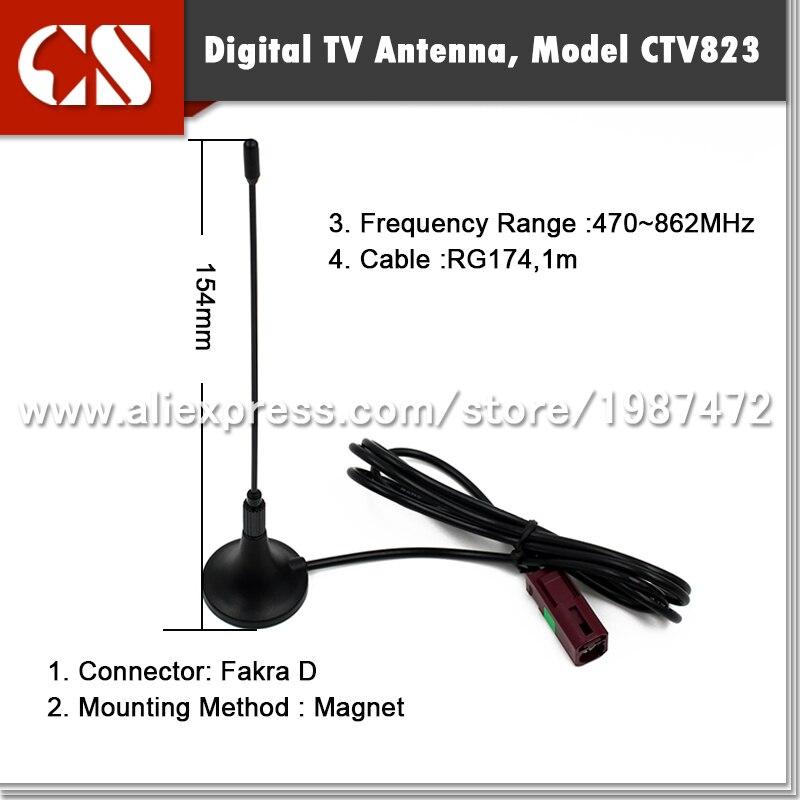 Digital tv antenne elegant flat hd digital tv antenna for Antenne fm maison