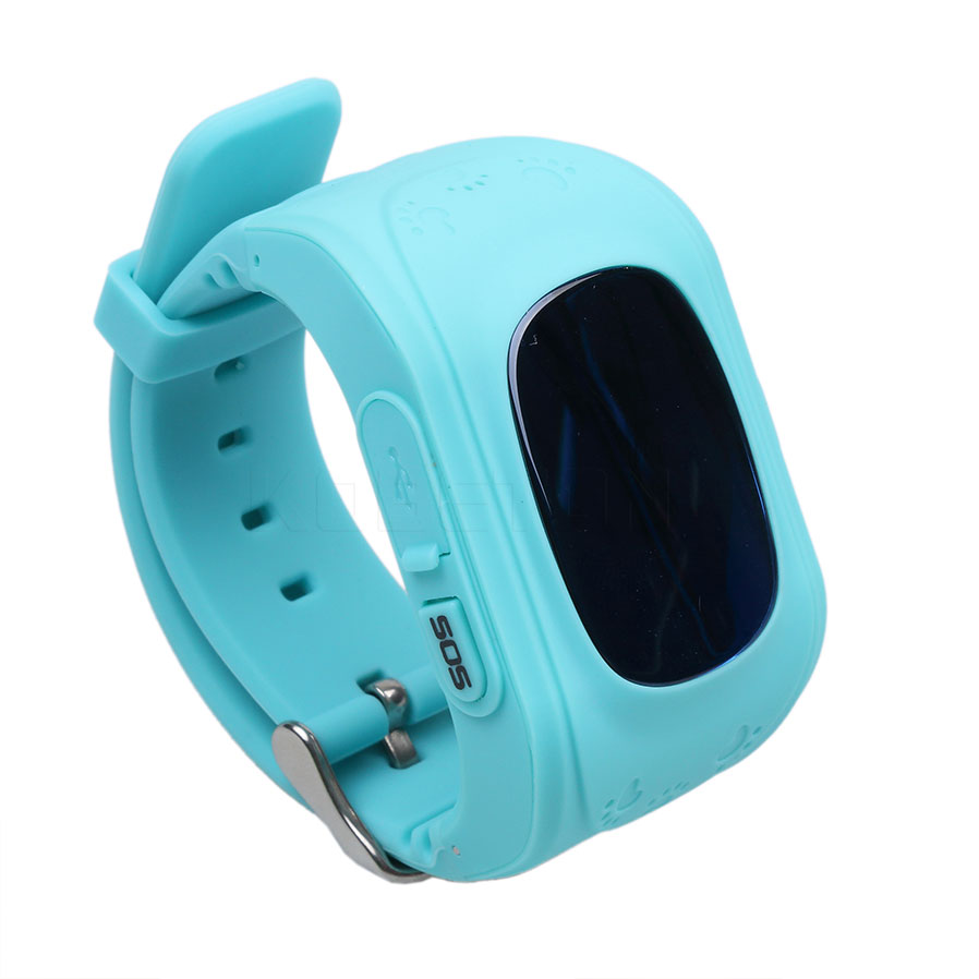 New Children Smartwatch Kids GPS Tracking Watch Q50 Support  SOS Call for Help p