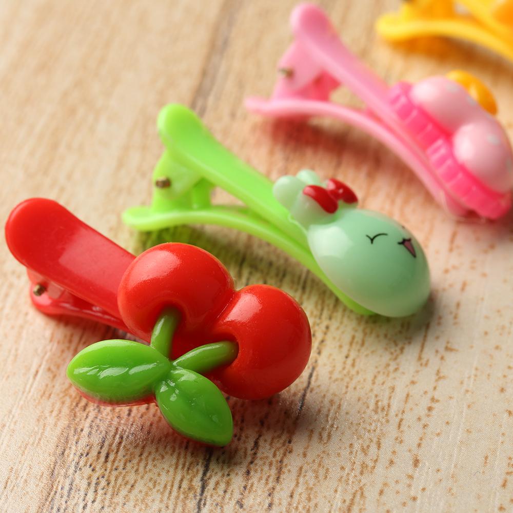 HTB1tdTtRpXXXXbEaXXXq6xXFXXXW 12-Pieces Mix Colorful Fruit Flower Star Animal Fish Ribbon Heart Candy Hair Accessories For Girls
