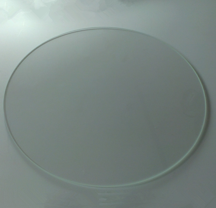 Funssor <font><b>Round</b></font> 300MM <font><b>Borosilicate</b></font> <font><b>Glass</b></font> <font><b>plate</b></font> 3mm thickness <font><b>for</b></font> DIY 3D Printer