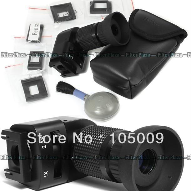 Viseur à Angle droit Seagull 1x-2.5x pour appareil photo reflex numérique Nikon pentax olympus