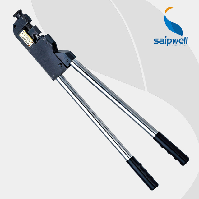 Saipwell KH-150 CABLE COPPER TUBE TERMINAL CRIMPING TOOL terminals 10-120 mm2 CRIMPING PILER crimping tools big size