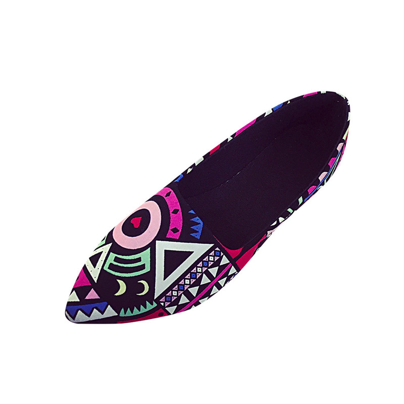 2018 Fashion Women Spring Autumn Casual Multicolor All Seasons Ballet Slip On Flats Loafers Shoes zapatos mujer sapato feminino women flats casual multicolor all seasons ballet slip on flats shoes pisos de mujeres appartements pour femmes women s shoes a8