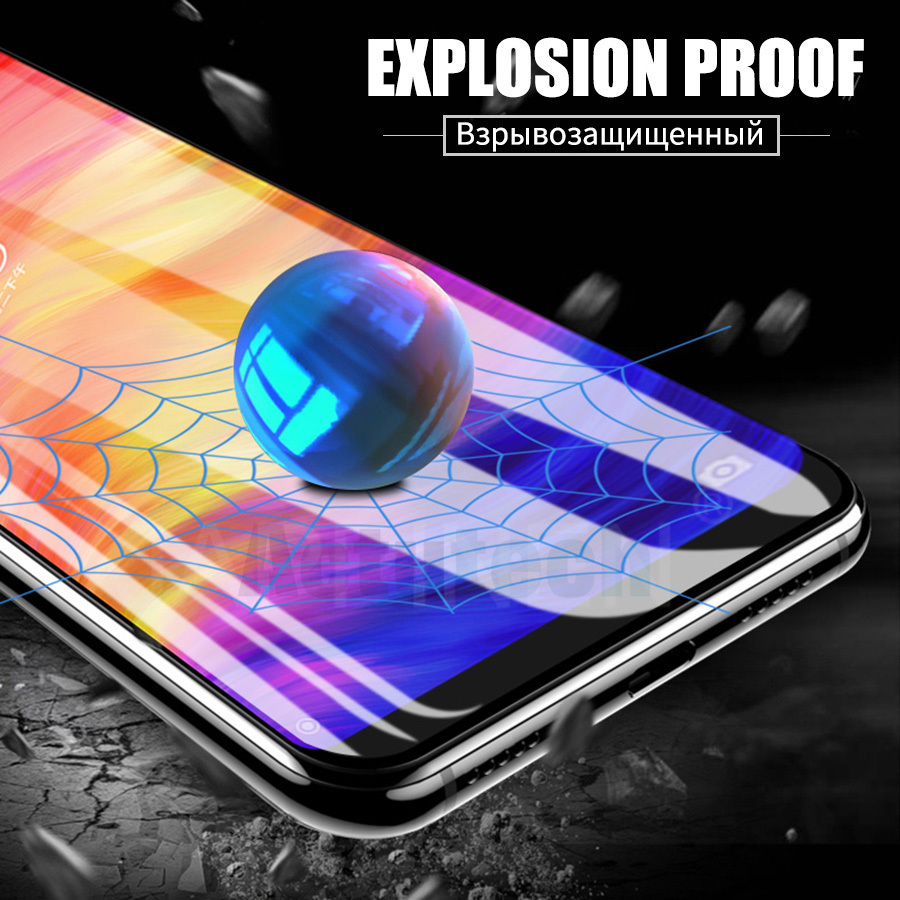 Full Cover Screen Protector Hydrogel Film On For Xiaomi Mi 9 8 SE A2 Lite Pocophone F1 Redmi Note 7 6 5 Pro Soft Hydrogel Film in Phone Screen Protectors from Cellphones Telecommunications