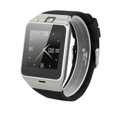 Free Shipping Smart Watch GV18 Android Phone 1.54 Display Camera 2G TF Card NFC Bluetooth Wrist Watch SmartWatch